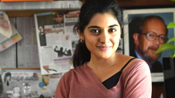 நடிகை நிவேதா தாமஸிற்கு உருமாறிய கொரோனா தொற்று