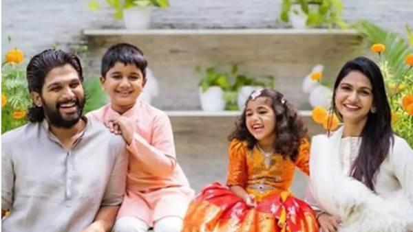 15 நாள் குவாரண்டைன் நிறைவு.. மகனையும் மகளையும் அள்ளிக்கொஞ்சிய அல்லு அர்ஜூன்.. நெகிழ வைக்கும் வீடியோ!