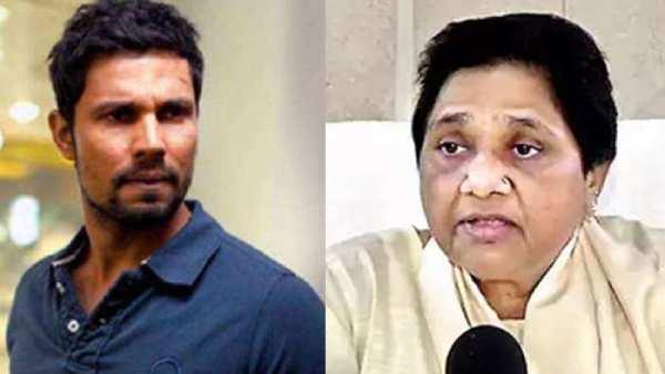 ஆபாச ஜோக்.. பகுஜன் சமாஜ் தலைவர் மாயாவதியை கொச்சைப்படுத்திய பாலிவுட் நடிகர் #ArresteRandeepHooda