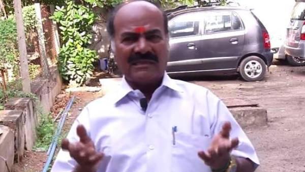 மூத்த பழம் பெரும் நடிகர் ஜோக்கர் துளசி காலமானார் !