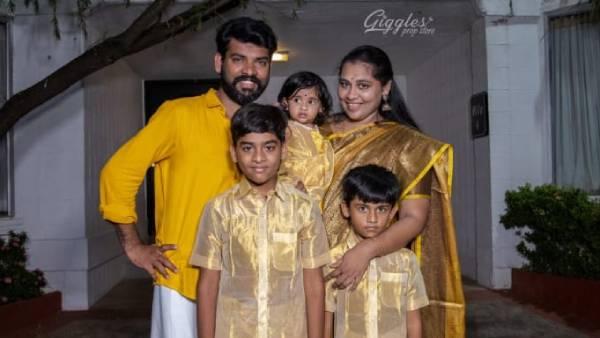 நடிகர் விமலோட குட்டி தேவதை… முதலாண்டு பிறந்தநாள் கொண்டாட்டம்… புகைப்படம் பகிர்ந்த விமல் | Actor Vimal celebrates his daughters first year birthday