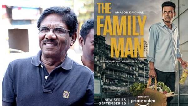 The Family Man 2 வெப்சீரிஸ் விவகாரம்.. அமேசான் நிறுவனத்திற்கு இயக்குநர் பாரதிராஜா எச்சரிக்கை!
