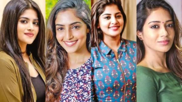 லேடீஸ் நைட் படத்திற்காக 4 இளம் நடிகைகளை இயக்கிய விஜய்