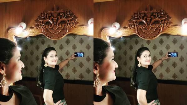 அதே குழந்தை சிரிப்பு.. மிரர் செல்ஃபி எடுத்த நடிகை லைலா.. மாறவே இல்லை என கொண்டாடும் ரசிகாஸ்!