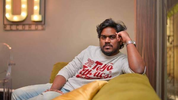 குட்டி தேவதைக்காக ஸ்பெஷல் வீடியோ... உருகிய யுவன்சங்கர் ராஜா...வைரலாகும் வீடியோ