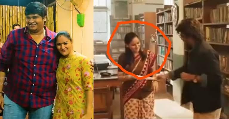 இயக்குனர் கார்த்திக் சுப்பராஜின் மனைவி நடிகையா... அதுவும் இத்தனை படங்களில் நடிச்சிருக்காங்களா!