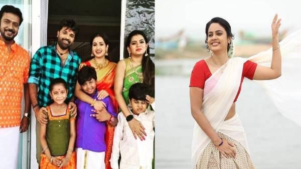 சின்னத்திரை பக்கம் வந்த நந்திதா ஸ்வேதா… என்ன சீரியல் தெரியுமா? | Nandita Swetha is making a special appearance in the serial Abhiyum Naanum