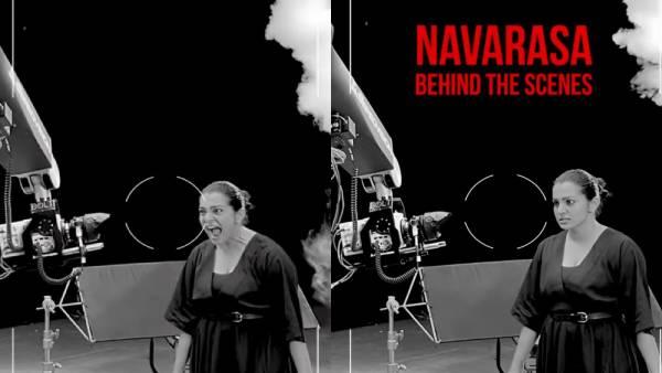 நவரசா பிஹைன்ட் தி சீன்ஸ் வீடியோவை வெளியிட்ட நடிகை பார்வதி!