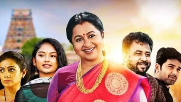 சீரியல் அபத்தங்கள் – 2 : சித்தி 2…ராதிகாவால் டிராக் மாறும் கதை | Did Chitthi 2 serial traveling in different track after Radhika