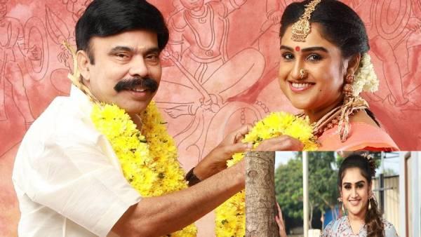 பவர் ஸ்டாருடன் மாலை மாற்றிக் கொண்ட வனிதா விஜயக்குமார்... உண்மையில் என்ன தான் நடந்தது ?