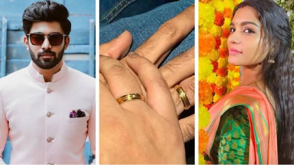 டேட்டிங் போனது உண்மைதான்.. காதலில் விழுந்த சீரியல் ஜோடி.. இன்ஸ்டாவில் வேற லெவல் ரொமான்ஸ்!
