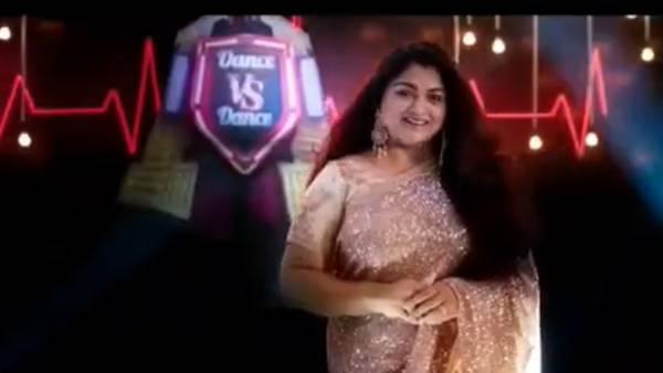 மீண்டும் ரியாட்டி ஷோவிற்கு திரும்பிய குஷ்பு... என்ன ஷோ, எந்த சேனல் தெரியுமா