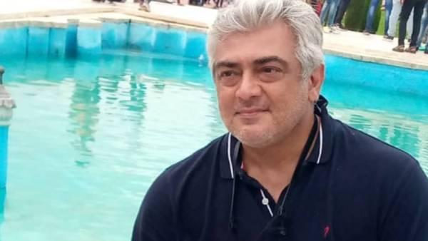 தாஜ் மஹாலில் அஜித்...தாறுமாறாக வைரலாகும் ஃபோட்டோஸ்