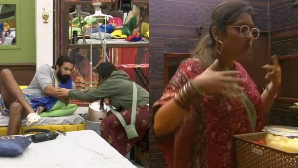 அப்போ நிருப் கையில மருதாணி போட்டீங்களா பிரியங்கா? #Priyankaவை டிரெண்ட் செய்து திட்டும் ரசிகர்கள்!