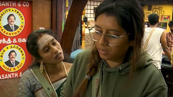 யாருக்கிட்ட.. இது தேவையா.. பிரியங்காவுக்கு செம நோஸ்கட் கொடுத்த தாமரை.. வேற லெவல் புரமோ!