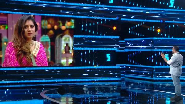 சின்னப்பொண்ணுவிடம் அத்துமீறியது சரியா… பிரியங்காவை லெஃப்ட் அண்ட் ரைட் வாங்கிய கமல்!
