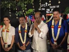 எமி ஜாக்சனால் மீண்டும் ஷங்கருக்கும் ரஜினிக்கும் பிரச்னை!