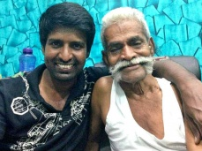 நடிகர் சூரியின் தந்தை மரணம்: திரையுலகினர் இரங்கல்