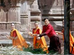 Jackie Chan S Kung Fu Yoga Shooting Spot