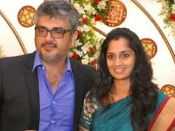 Ajith Shalini Celebrating 16th Wedding Anniversary
