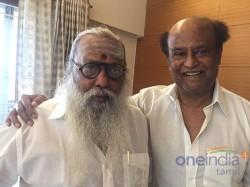 Writer Balakumaran Meets Rajini