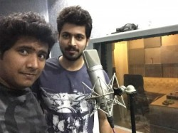Actor Harish Kalyan Release Music Album