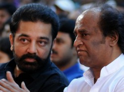 Rajinikanth Kamal Haasan Reunite A Special Screening