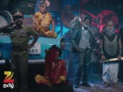 Junior Super Star Khushboo Bhagyaraj On Zee Tamil Tv