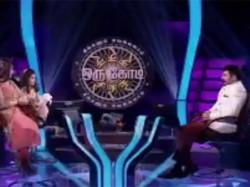 Theri Baby Nainika Plays Game With Aravindswamy Vijay Tv