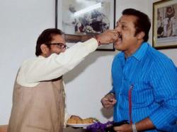 Actor Suresh Gopi Joins Bjp