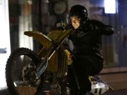 Ajith S Bike Stunt Video Gone Viral On Social Media