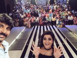 Divyadarshini Host New Show Anbudan Dd On Vijay Tv