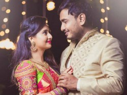 Actress Amulya Gets Married A Businessman