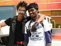 Vijay S Photo Leaked Vijay 61 Team Shocked