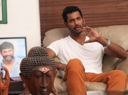 Vishal Urges Reduce Rates Theaters