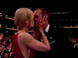 Nicole Kidman Kissed Co Star While Her Hubby Looked On