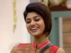 Oviya On Stage Biggboss Grand Finale Update