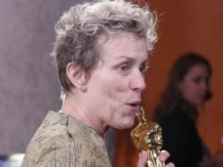 Frances Mcdormand S Oscar Statuette Stolen