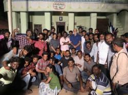 Producer Sivakarthikeyan S Film Shooting