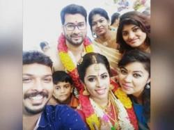 Serial Actress Priya Love Marriage