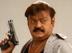 Vijayakanth 40 Year Cine Industry Anniversary Function