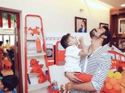 Soundarya Rajinikanth Celebrates Son S Birthday