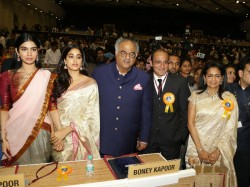 Boney Daughters Receive Sridevi S National Award