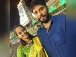 Suja Varunee Engaged Shivaji Dev