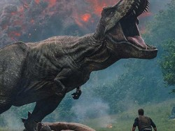 Jurassic World Fallen Kingdom Collects Rs 130 Crores