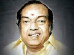 Kannadasan His Legendary Lines