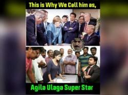 Siva Is Agila Ulaga Superstar A Reason