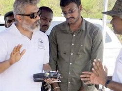 Ajith Drone Made World Record