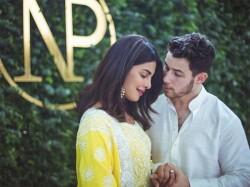 Priyanka Chopra Kisses Nick