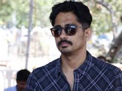 Sidharth About Vada Chennai Movie